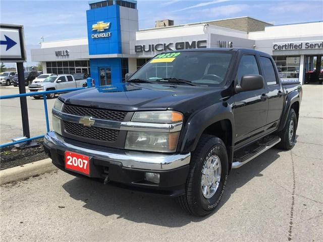 2007 Chevrolet Colorado LT (Stk: 163807A) in Grimsby - Image 1 of 14