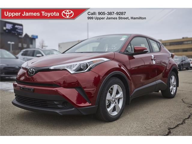 2019 Toyota C-HR XLE (Stk: 190596) in Hamilton - Image 1 of 16