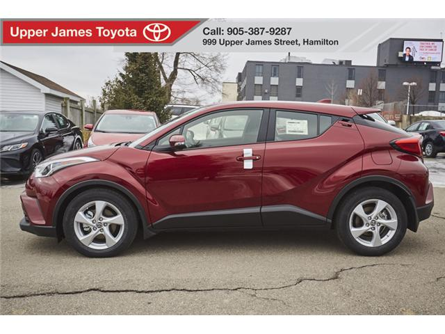 2019 Toyota C-HR XLE (Stk: 190596) in Hamilton - Image 2 of 16
