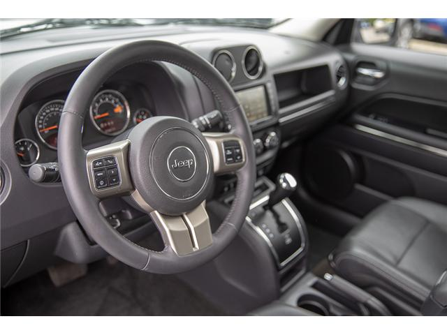 2015 Jeep Patriot Limited Leather Interior Navigation And Sunroof