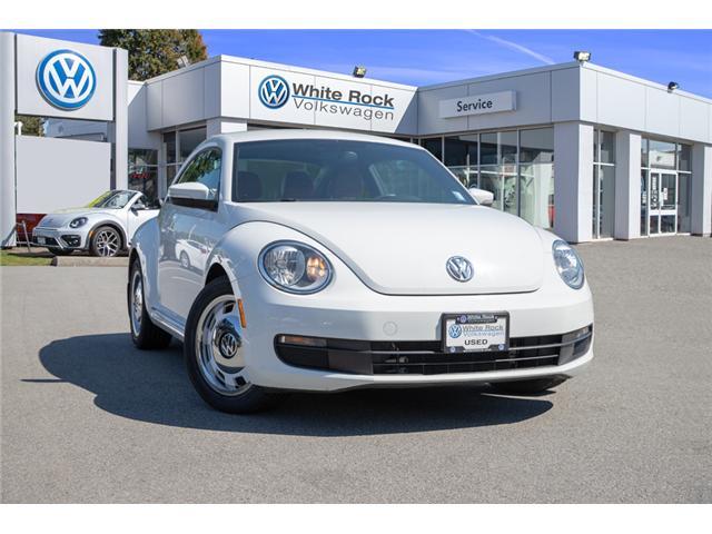 2015 Volkswagen Beetle 1.8 TSI Comfortline (Stk: VW0847) in Vancouver - Image 1 of 24