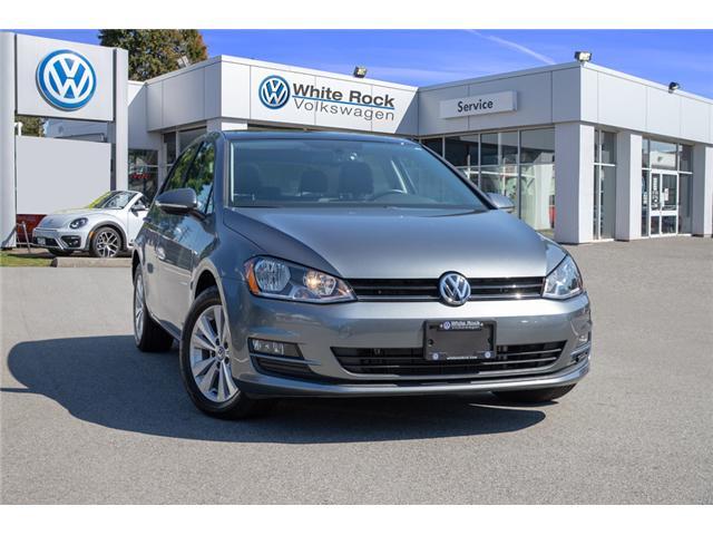 2015 Volkswagen Golf 2.0 TDI Comfortline (Stk: VW0870) in Vancouver - Image 1 of 29