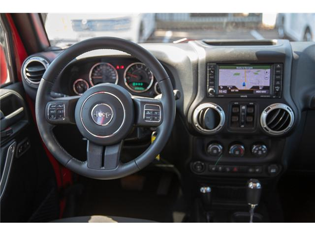 2018 Jeep Wrangler JK Unlimited Rubicon (Stk: VW0876) in Vancouver - Image 20 of 30