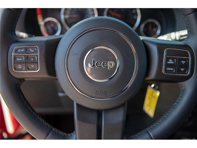 2018 Jeep Wrangler JK Unlimited Rubicon (Stk: VW0876) in Vancouver - Image 27 of 30