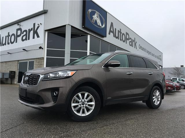 2019 Kia Sorento 2.4L EX (Stk: 19-75395RJB) in Barrie - Image 1 of 25