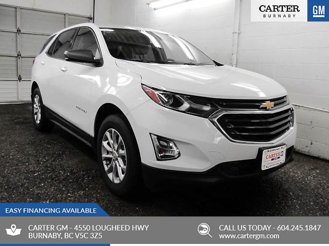 2019 Chevrolet Equinox LS (Stk: Q9-74310) in Burnaby - Image 1 of 13