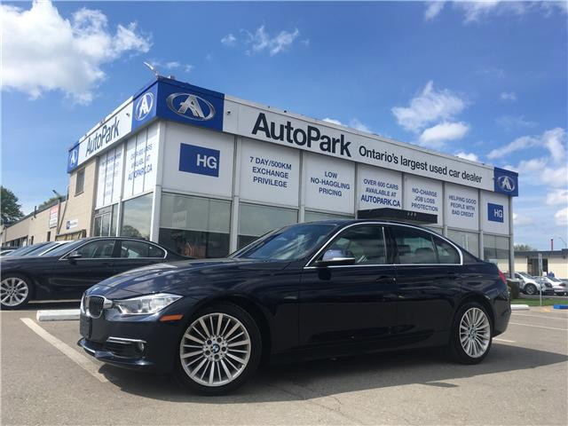 2015 BMW 328i xDrive (Stk: 15-85104) in Brampton - Image 1 of 29