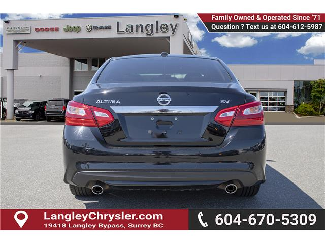 2016 Nissan Altima 2.5 (Stk: EE902760A) in Surrey - Image 5 of 27
