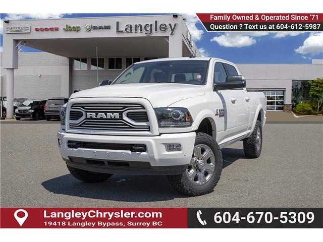 2018 RAM 3500 22H Laramie (Stk: EE909100) in Surrey - Image 3 of 26