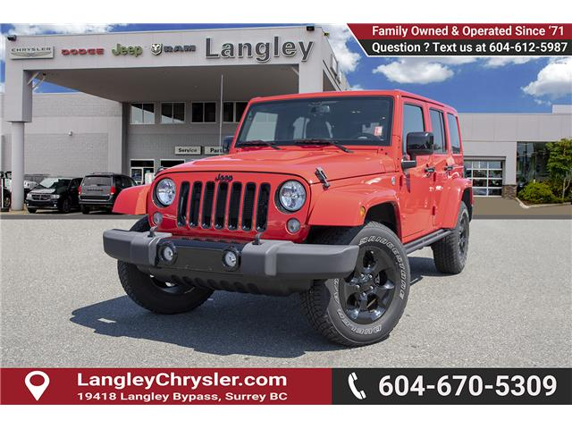 2015 Jeep Wrangler Unlimited Sahara (Stk: K602678A) in Surrey - Image 3 of 28
