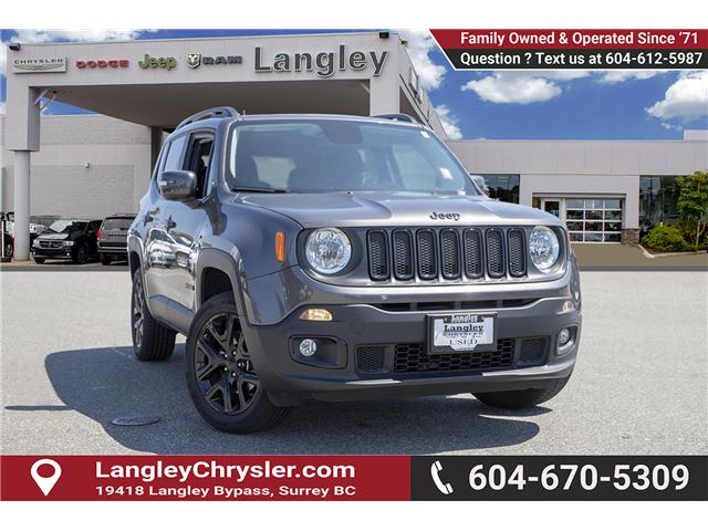 2016 Jeep Renegade North (Stk: K602688A) in Surrey - Image 1 of 27
