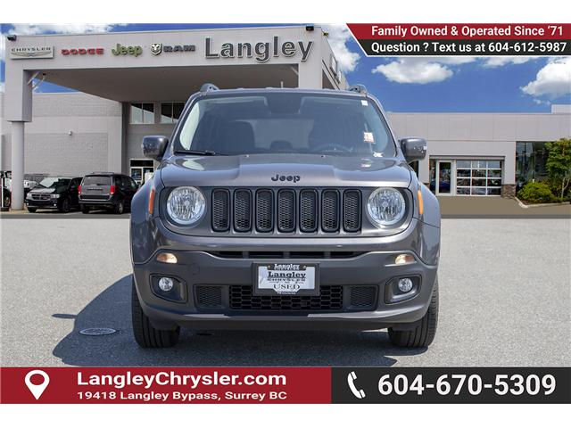 2016 Jeep Renegade North (Stk: K602688A) in Surrey - Image 2 of 27