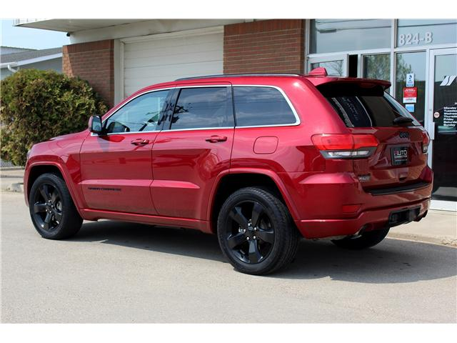 2015 Jeep Grand Cherokee Laredo (Stk: 655746) in Saskatoon - Image 2 of 23