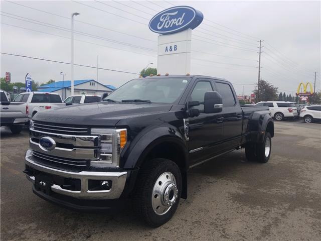 2019 Ford F-450 Lariat (Stk: 19244) in Perth - Image 1 of 13