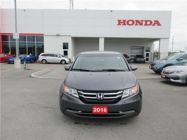 2016 Honda Odyssey EX (Stk: 27019L) in Ottawa - Image 2 of 18