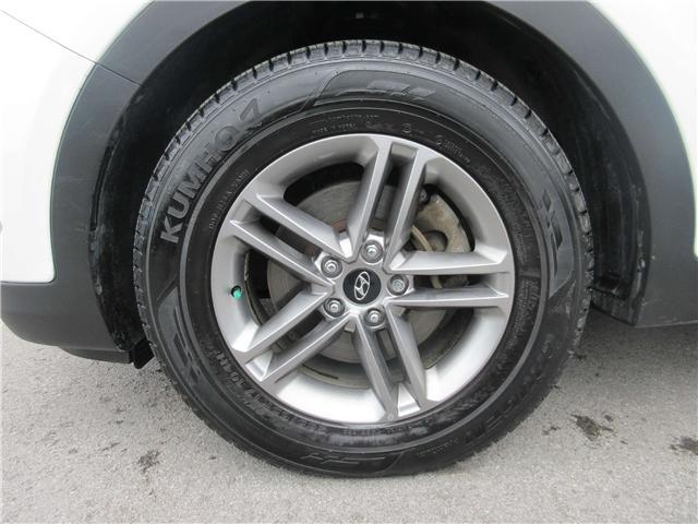 2017 Hyundai Santa Fe Sport 2.4 SE (Stk: 26985A) in Ottawa - Image 12 of 13