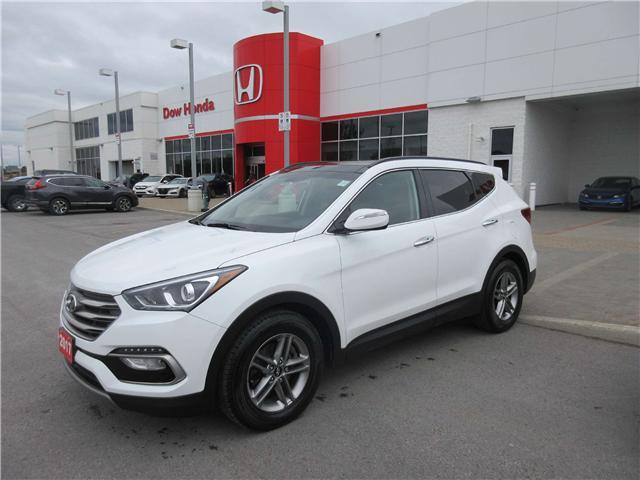 2017 Hyundai Santa Fe Sport 2.4 SE (Stk: 26985A) in Ottawa - Image 1 of 13