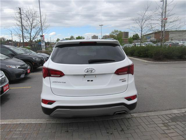 2017 Hyundai Santa Fe Sport 2.4 SE (Stk: 26985A) in Ottawa - Image 3 of 13