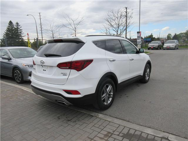 2017 Hyundai Santa Fe Sport 2.4 SE (Stk: 26985A) in Ottawa - Image 4 of 13