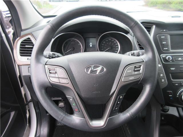 2017 Hyundai Santa Fe Sport 2.4 SE (Stk: 26985A) in Ottawa - Image 11 of 13