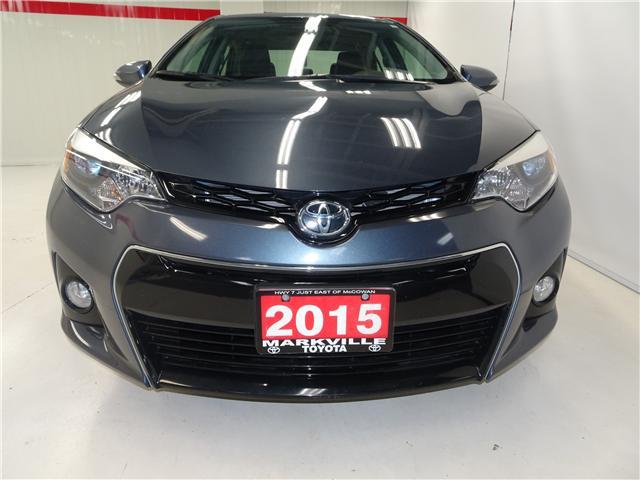 2015 Toyota Corolla S (Stk: 36266U) in Markham - Image 2 of 23