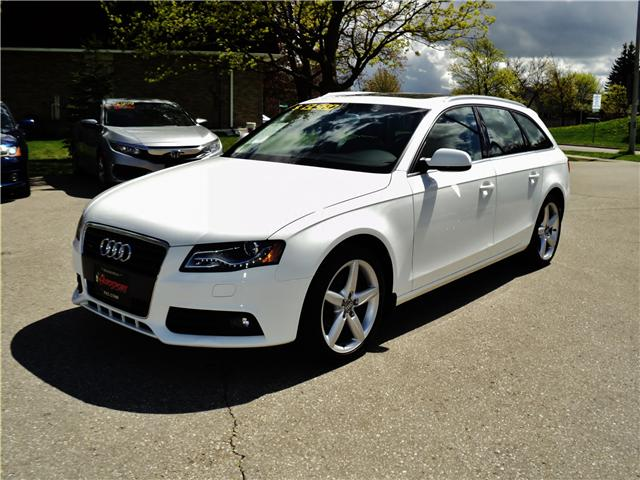 2011 Audi A4 2.0T Premium Plus (Stk: 1489) in Orangeville - Image 2 of 21