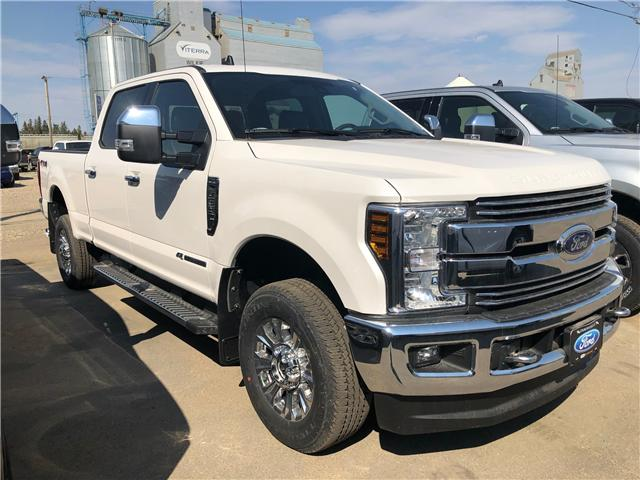 2019 Ford F-350 Lariat (Stk: 9144) in Wilkie - Image 1 of 10