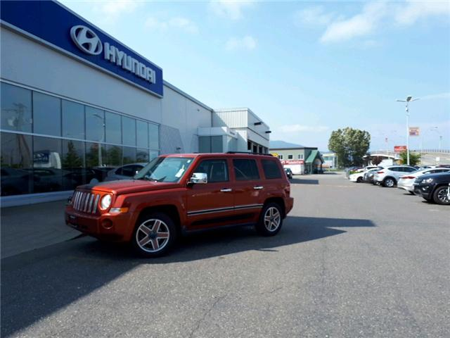 2008 Jeep Patriot Sport/North (Stk: H92-8048A) in Chilliwack - Image 1 of 12