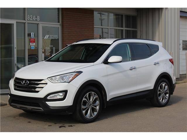 2013 Hyundai Santa Fe Sport 2.4 Premium (Stk: 002106) in Saskatoon - Image 1 of 21