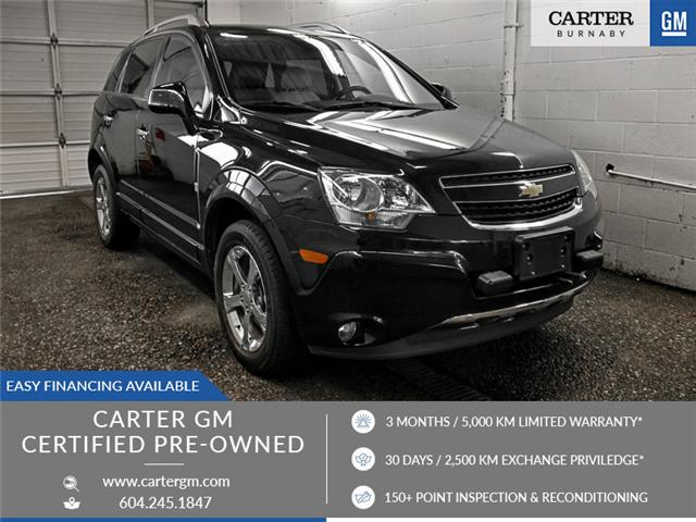 2012 Chevrolet Captiva LTZ (Stk: C9-57411) in Burnaby - Image 1 of 23
