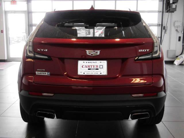 2019 Cadillac XT4 Sport (Stk: C9-81690) in Burnaby - Image 5 of 24