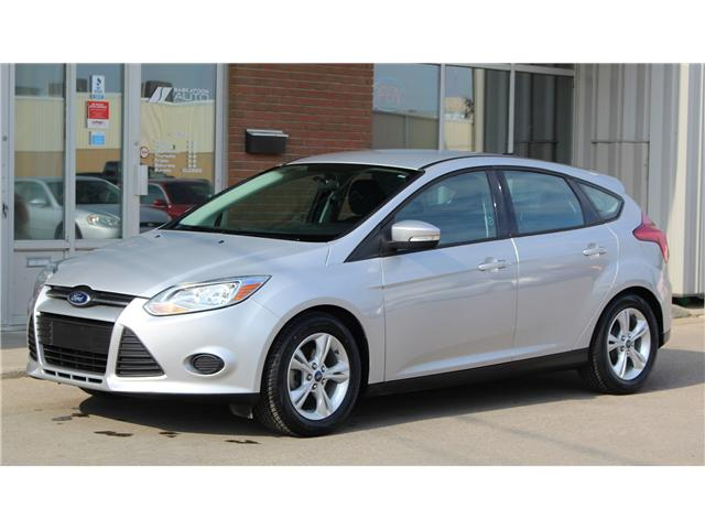 2013 Ford Focus SE (Stk: 100345) in Saskatoon - Image 1 of 21