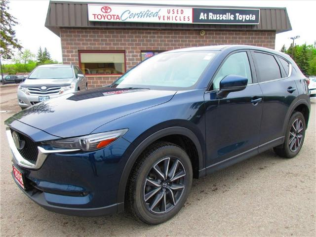 2018 Mazda CX-5 GT (Stk: 193641) in Peterborough - Image 1 of 23