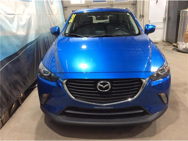 2016 Mazda CX-3 GS (Stk: 18157A) in Montmagny - Image 2 of 22
