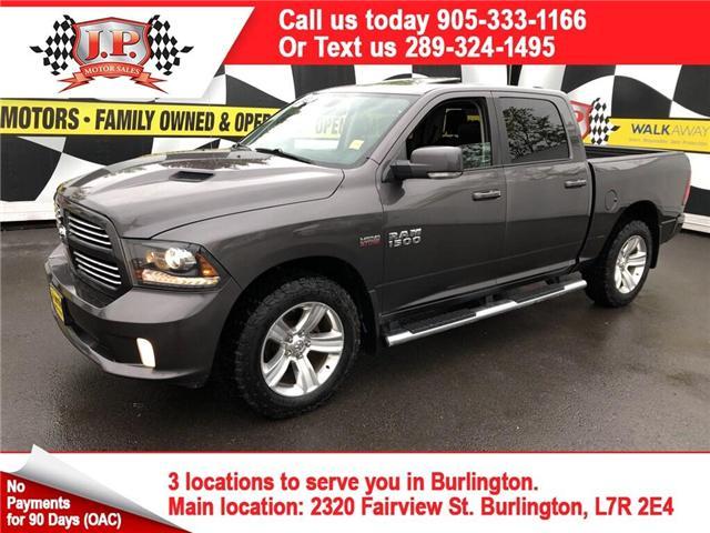 2014 RAM 1500 Sport (Stk: 46848) in Burlington - Image 1 of 27