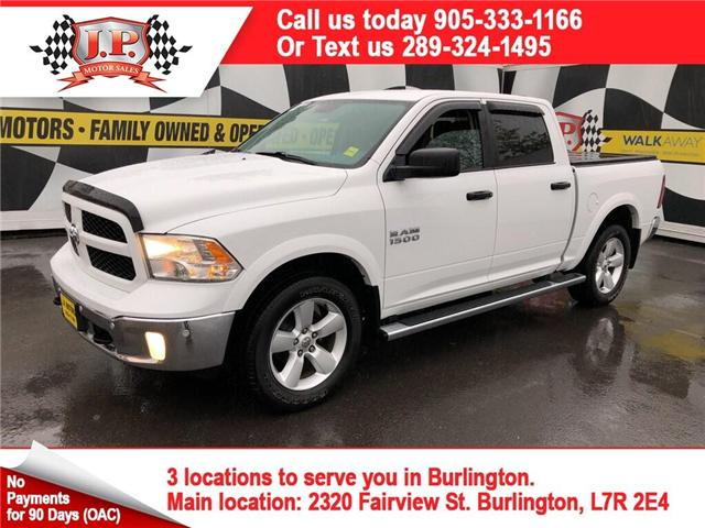 2016 RAM 1500 SLT (Stk: 45810A) in Burlington - Image 1 of 21
