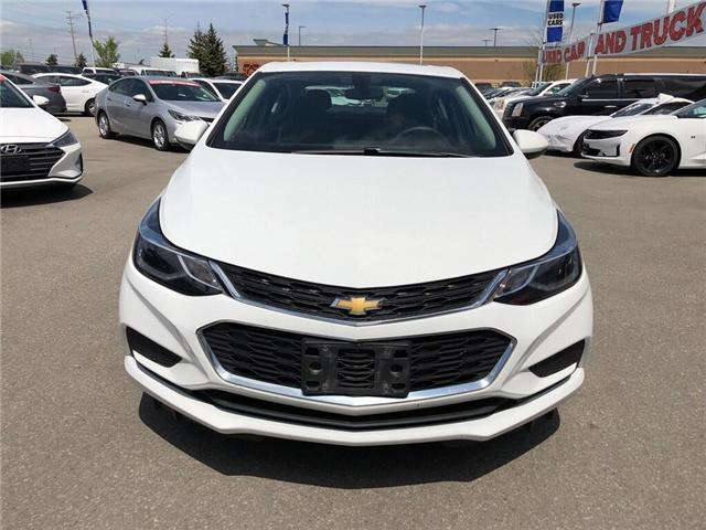 2018 Chevrolet Cruze LT|SUN AND SOUND PKG|BLUE TOOTH| (Stk: W18309) in BRAMPTON - Image 2 of 18