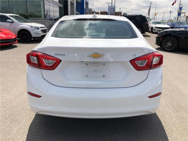2018 Chevrolet Cruze LT|SUN AND SOUND PKG|BLUE TOOTH| (Stk: W18309) in BRAMPTON - Image 5 of 18