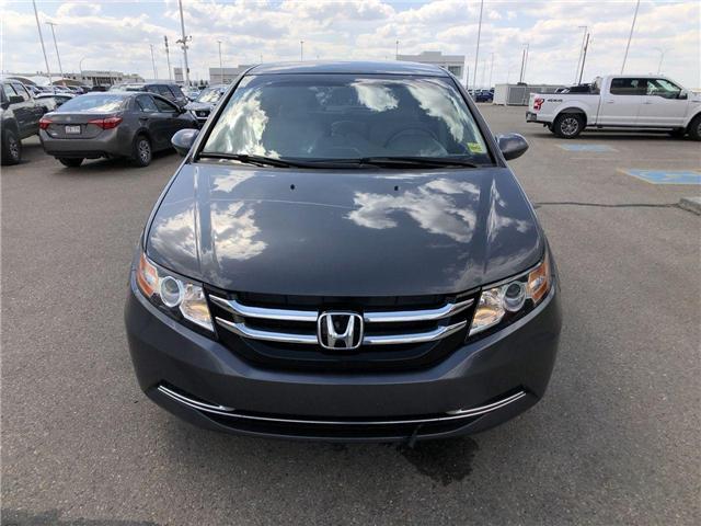 2017 Honda Odyssey  (Stk: 294083A) in Calgary - Image 2 of 17