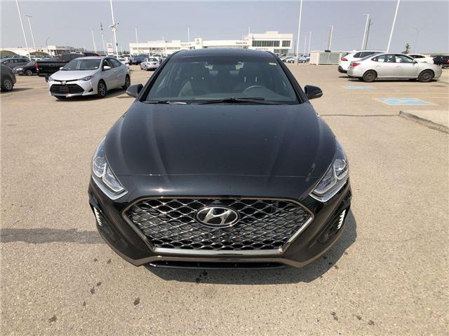 2019 Hyundai Sonata  (Stk: 294067) in Calgary - Image 2 of 18