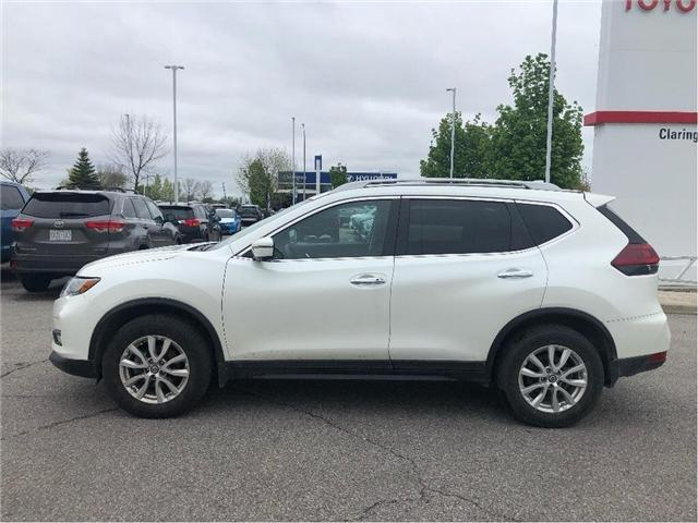 2018 Nissan Rogue SV (Stk: 20032A) in Bowmanville - Image 2 of 25