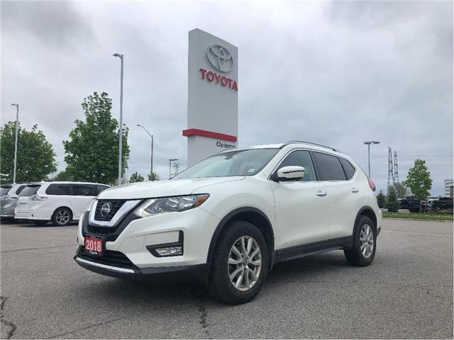 2018 Nissan Rogue SV (Stk: 20032A) in Bowmanville - Image 1 of 25