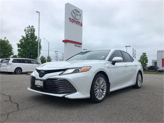 2018 Toyota Camry Hybrid XLE (Stk: P2269) in Bowmanville - Image 1 of 26