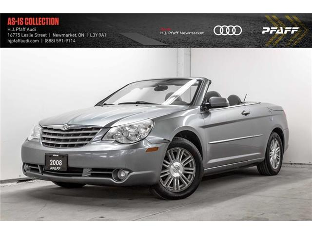 2008 Chrysler Sebring Touring (Stk: 53226A) in Newmarket - Image 1 of 22