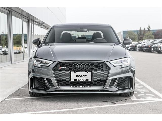 2018 Audi RS 3 2.5T quattro 7sp S tronic (Stk: P12248B) in Vaughan - Image 2 of 22