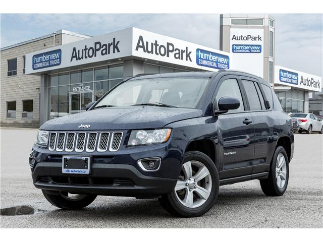 2017 Jeep Compass Sport/North (Stk: APR3319) in Mississauga - Image 1 of 19