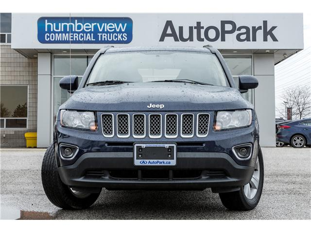 2017 Jeep Compass Sport/North (Stk: APR3319) in Mississauga - Image 2 of 19
