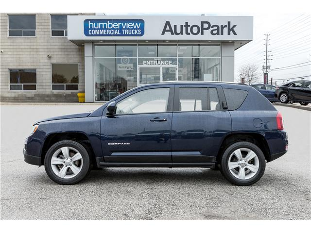 2017 Jeep Compass Sport/North (Stk: APR3319) in Mississauga - Image 3 of 19