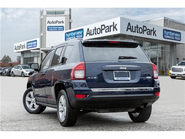 2017 Jeep Compass Sport/North (Stk: APR3319) in Mississauga - Image 5 of 19