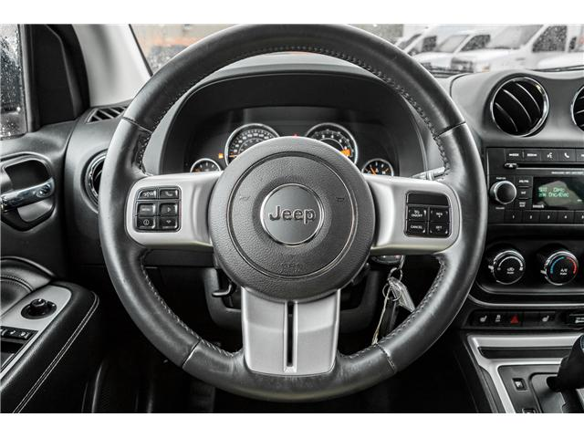 2017 Jeep Compass Sport/North (Stk: APR3319) in Mississauga - Image 8 of 19